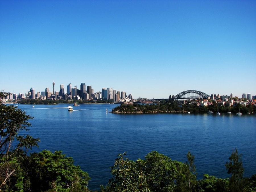 Taronga Zoo Sydney Harbour
