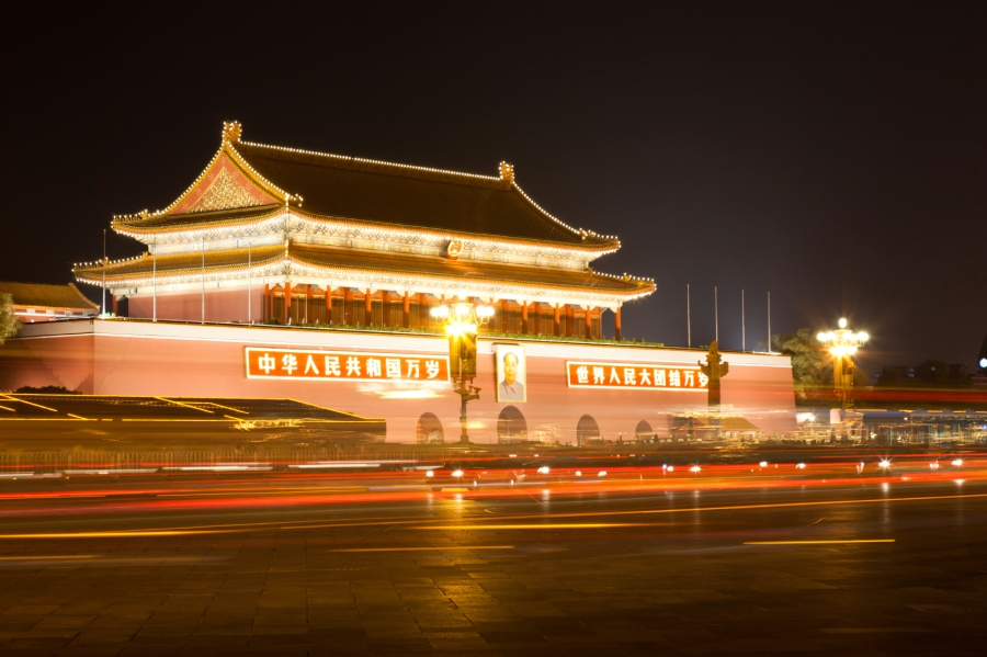Tiananmen-Square-China