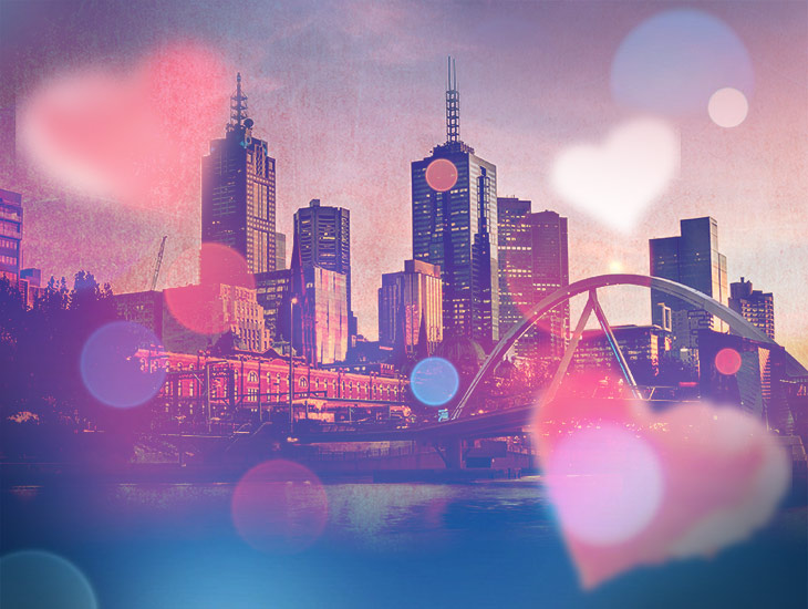Romantic's Guide to Date Nights in Melbourne