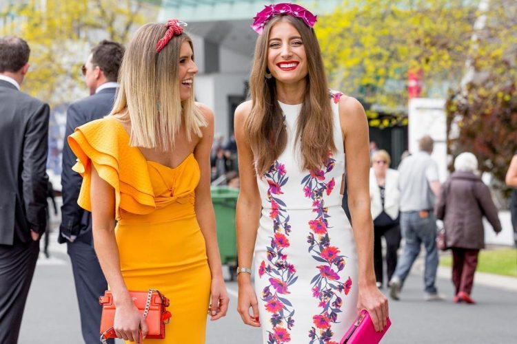 spring racing fashion beauty trends