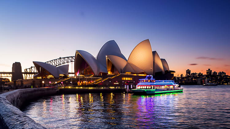 Spend Sydney NYE Away from Crowds