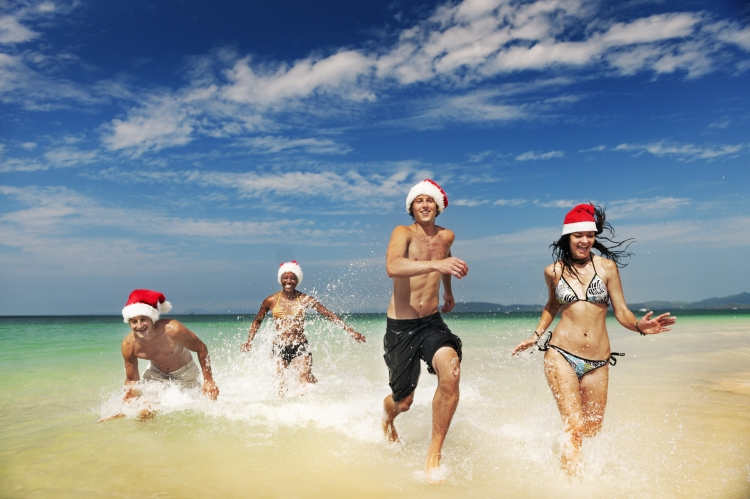 Celebrating Christmas, Down Under-Style
